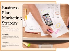 Business Plan Marketing Strategy Ppt PowerPoint Presentation Icon Format Ideas