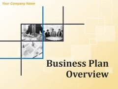 Business Plan Overview Ppt PowerPoint Presentation Complete Deck With Slides