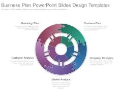 Business Plan Powerpoint Slides Design Templates