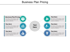 Business Plan Pricing Ppt PowerPoint Presentation Show Rules Cpb