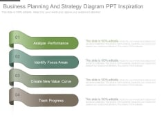 Business Planning And Strategy Diagram Ppt Inspiration
