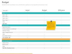Business Planning And Strategy Playbook Budget Ppt PowerPoint Presentation Professional Graphic Tips PDF