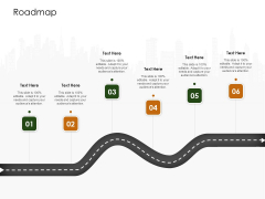 Business Planning And Strategy Playbook Roadmap Clipart PDF