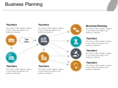Business Planning Ppt PowerPoint Presentation Icon Diagrams
