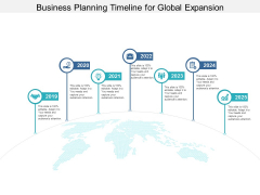 Business Planning Timeline For Global Expansion Ppt Powerpoint Presentation Summary Aids
