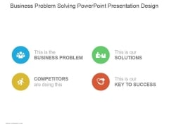 Business Problem Solving Ppt PowerPoint Presentation Good