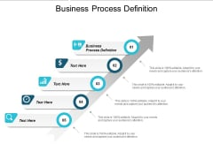 Business Process Definition Ppt PowerPoint Presentation Show Deck Cpb