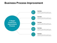 Business Process Improvement Process Ppt PowerPoint Presentation Summary Clipart Images