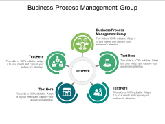 Business Process Management Group Ppt PowerPoint Presentation Infographic Template Display Cpb Pdf