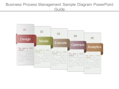 Business Process Management Sample Diagram Powerpoint Guide