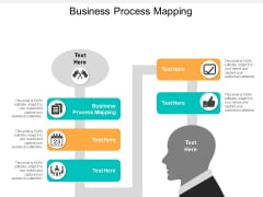 Business Process Mapping Ppt PowerPoint Presentation Summary Outfit Cpb