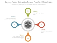 Business Process Optimization Template Powerpoint Slides Images