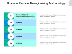 Business Process Reengineering Methodology Ppt PowerPoint Presentation Summary Example Introduction Cpb