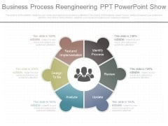 Business Process Reengineering Ppt Powerpoint Show