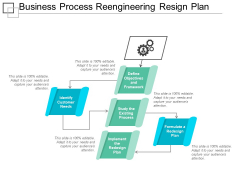 Business Process Reengineering Resign Plan Ppt Powerpoint Presentation Summary Structure