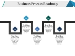 Business Process Roadmap Ppt PowerPoint Presentation Infographics Example Topics