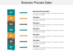 Business Process Sales Ppt PowerPoint Presentation Icon Show Cpb