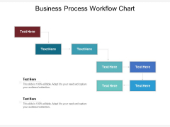 Business Process Workflow Chart Ppt PowerPoint Presentation Gallery Graphic Images PDF
