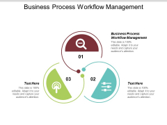 Business Process Workflow Management Ppt PowerPoint Presentation Icon Layout Ideas Cpb