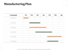 Business Product Development Plan Manufacturing Plan Ppt Styles Rules PDF