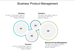 Business Product Management Ppt PowerPoint Presentation Styles Clipart Images Cpb