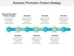 Business Promotion Product Strategy Ppt PowerPoint Presentation Summary Inspiration Cpb