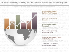 Business Reengineering Definition And Principles Slide Graphics