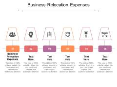 Business Relocation Expenses Ppt PowerPoint Presentation Layouts Slide Portrait Cpb Pdf