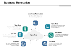 Business Renovation Ppt PowerPoint Presentation Layouts Example Topics