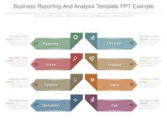 Business Reporting And Analysis Template Ppt Example