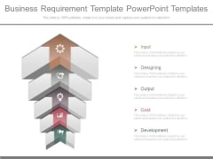 Business Requirement Template Powerpoint Templates