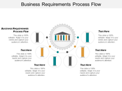 Business Requirements Process Flow Ppt PowerPoint Presentation Slides Graphics Template Cpb