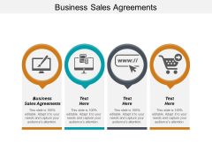 Business Sales Agreements Ppt PowerPoint Presentation Gallery Graphics Tutorials Cpb