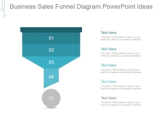 Business Sales Funnel Diagram Ppt PowerPoint Presentation Themes