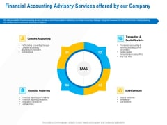 Business Service Provider Financial Accounting Advisory Services Offered By Our Company Ideas PDF