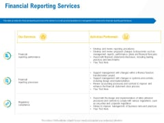 Business Service Provider Financial Reporting Services Formats PDF