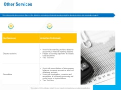 Business Service Provider Other Services Designs PDF
