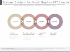 Business Solutions For Growth Graphics Ppt Example