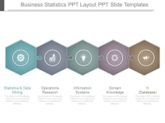 Business Statistics Ppt Layout Ppt Slide Templates