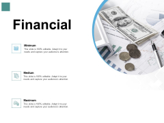Business Strategies Financial Ppt Icon Ideas PDF