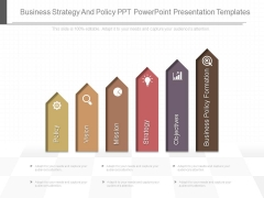 Business Strategy And Policy Powerpoint Presentation Templates