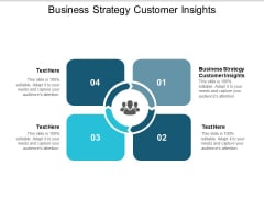 Business Strategy Customer Insights Ppt PowerPoint Presentation Portfolio Tips Cpb