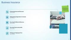 Business Strategy Development Process Business Insurance Ideas PDF