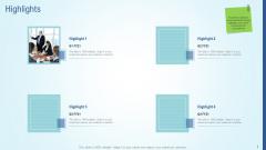 Business Strategy Development Process Highlights Summary PDF
