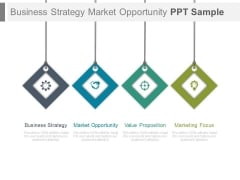 Business Strategy Market Opportunity Ppt Sample