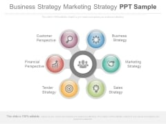 Business Strategy Marketing Strategy Ppt Sample