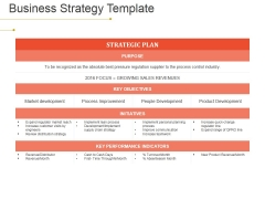 Business Strategy Ppt PowerPoint Presentation File Topics