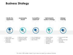 Business Strategy Ppt PowerPoint Presentation Styles Slide