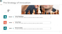 Business Strategy Revamping The Strategy Of Innovation Ppt File Shapes PDF