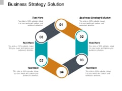 Business Strategy Solution Ppt PowerPoint Presentation Infographic Template Aids Cpb